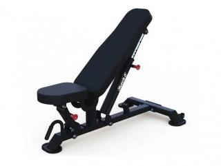 Muscle-D Flat to Incline Bench (Vertical Style) (In Original Packaging)