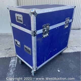 "Pro Cases 36"" Rolling Road Case"